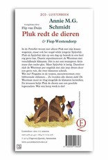 Querido Pluk redt de dieren (2CD-luisterboek)- Annie M.G. Schmidt