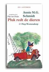 Querido Pluk redt de dieren (2CD-audiobook in Dutch) - Annie M.G. Schmidt
