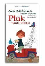 Querido Pluk van de Petteflet (5CD-luisterboek) - Annie M.G. Schmidt