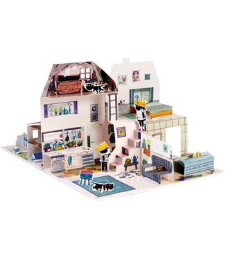 Querido Pop Up Book - House of Jip and Janneke