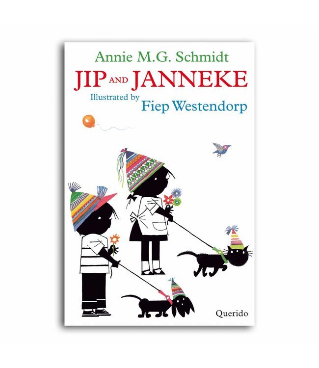 Querido Jip and Janneke - Annie M.G. Schmidt, hardcover, ENG