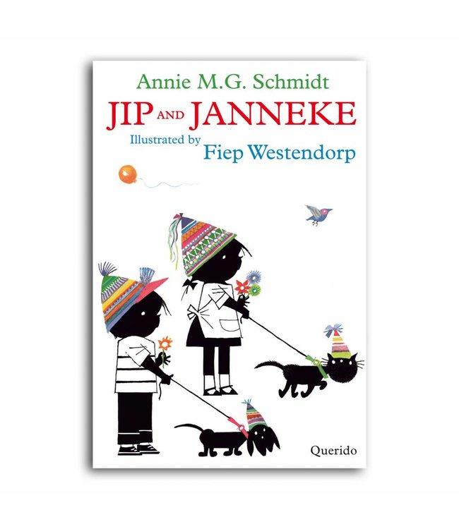 Querido Jip and Janneke (ENG) - Annie M.G. Schmidt, hardcover, ENG
