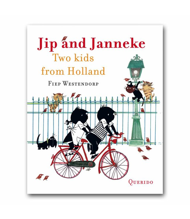 Jip and Janneke -Two Kids from Holland - Fiep Westendorp