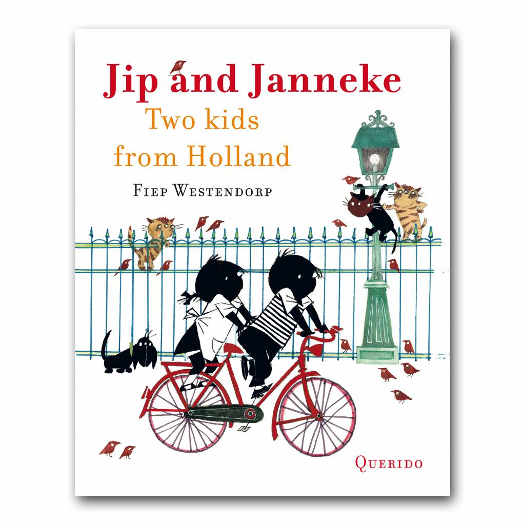Coming Kids Jip.Jip And Janneke Two Kids From Holland Fiep Westendorp Hardcover