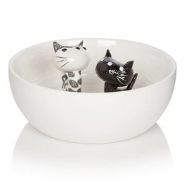Hollandsche Waaren Bowl 'Pim and Pom'