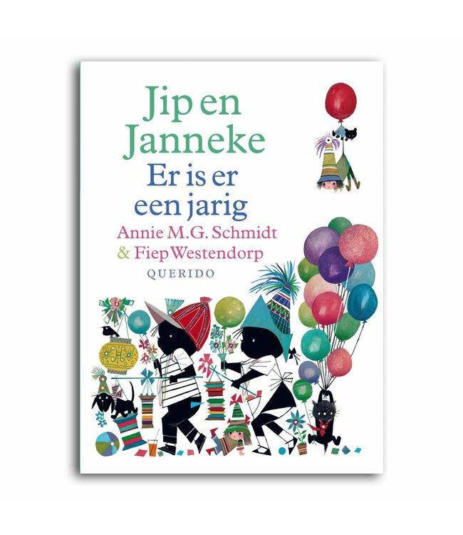 Querido Jip & Janneke - Er is er een jarig