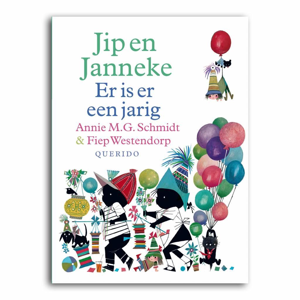 Querido Jip en Janneke - Er is er een jarig