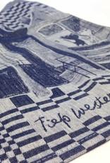Hollandsche Waaren Set of 4 Tea Towels by Fiep Westendorp
