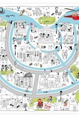 Kleurplaten Xxl.Very Mappy Grote Xl Kleurplaat Met Illustraties Van Fiep Westendorp