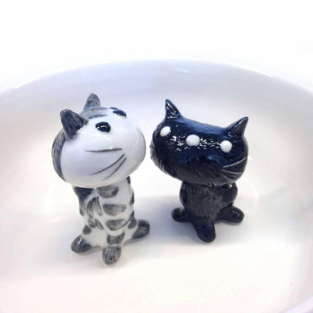 Hollandsche Waaren Bowl 'Pim and Pom', porcelain