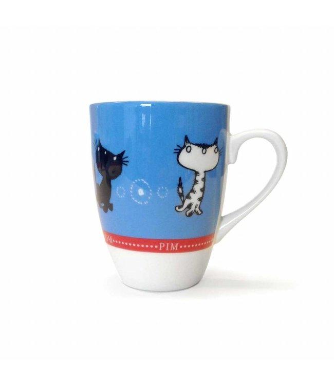 Pim and Pom dishware - Mug