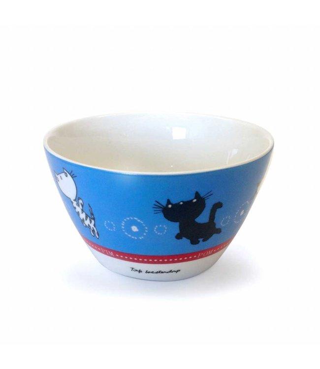Pim and Pom dishware - Bowl
