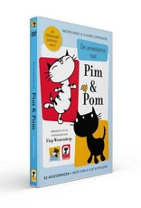 In The Air DVD - Pim en Pom: De Complete Serie