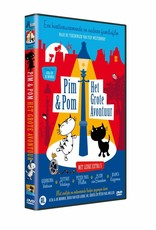In The Air DVD - Pim and Pom: The Big Adventure