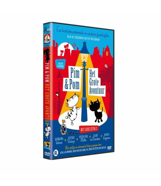 DVD - Pim and Pom: The Big Adventure