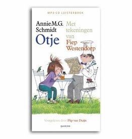 Querido Otje (MP3 - 4CD-luisterboek) - Annie M.G. Schmidt