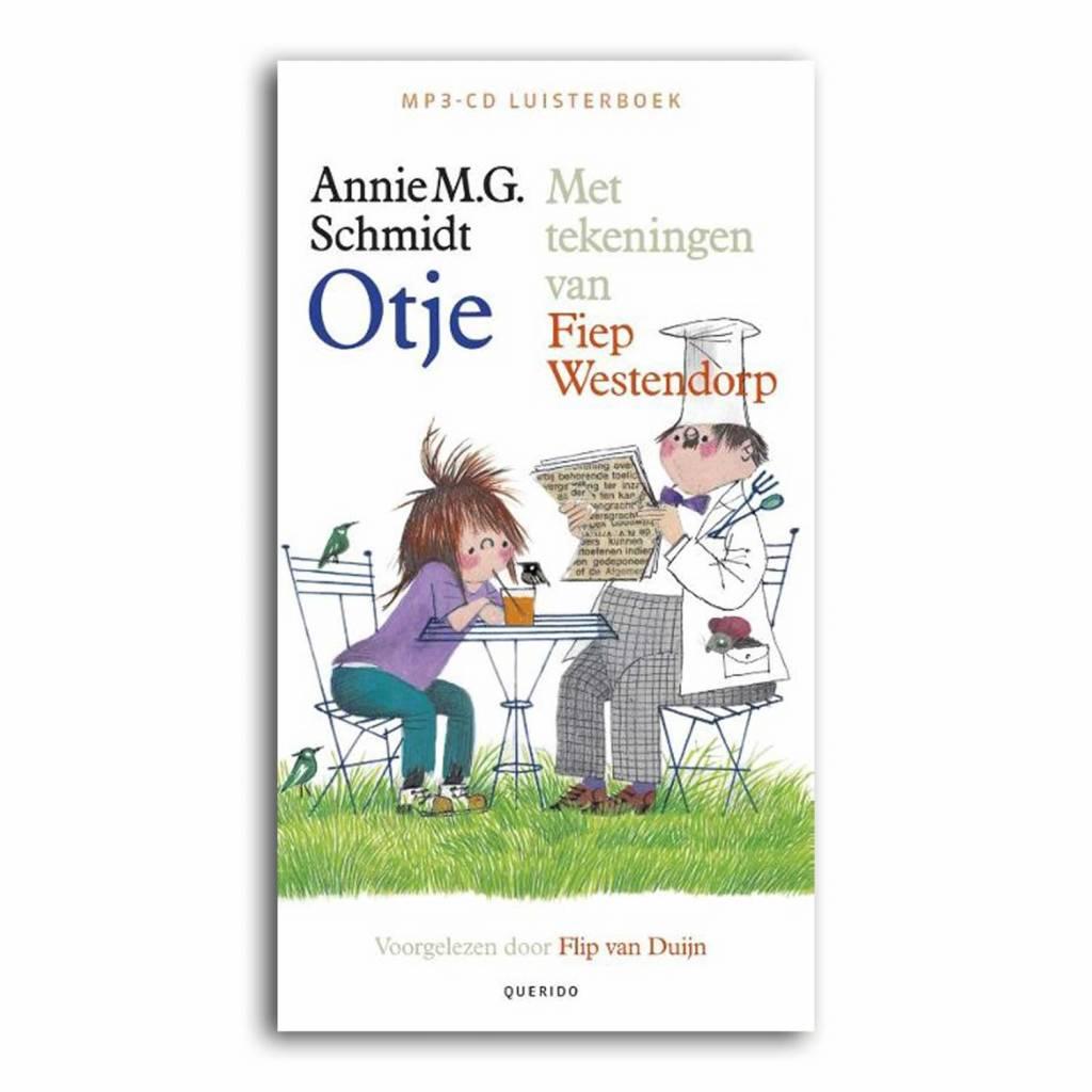 Querido Otje (MP3 - 4CD-luisterboek) - Annie M.G. Schmidt en Fiep Westendorp