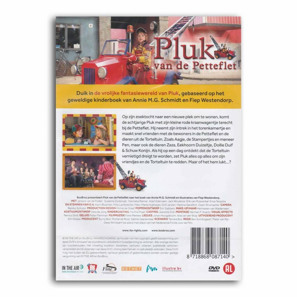 In The Air DVD - Pluk van de Petteflet