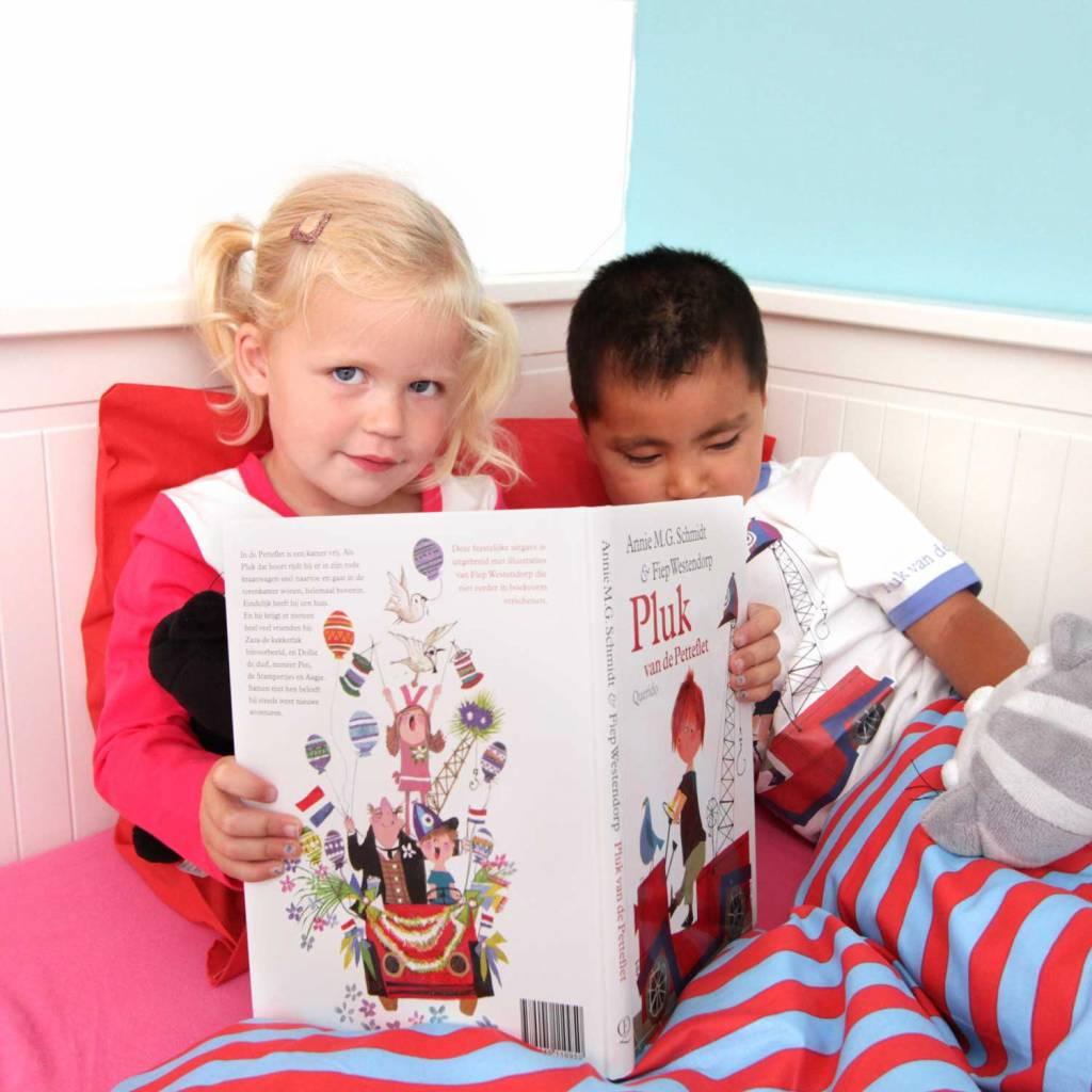 Fiep Amsterdam BV Girls' Pyjamas 'The Red Tow Truck' - Fiep Westendorp