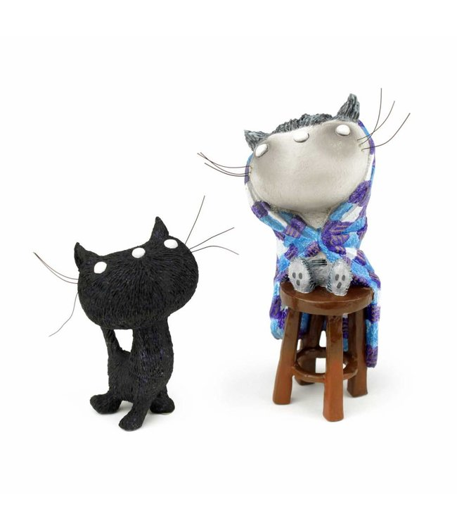 Figurine Pim and Pom