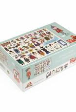 Puzzelman Puzzel: Winter met Fiep Westendorp, groot, 1000 stukjes