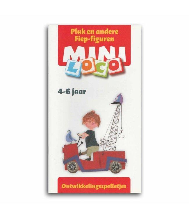 Noordhoff Uitgevers B.V. Mini Loco - booklet 'Pluk and other Fiep-figures'