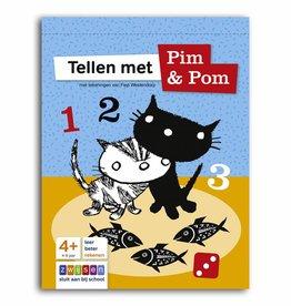Tellen met Pim & Pom (counting with Pim & Pom) - Doeblok