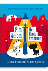 Fiep Amsterdam BV Pim and Pom book: Het Grote Avontuur (in Dutch) - Mies Bouhuys