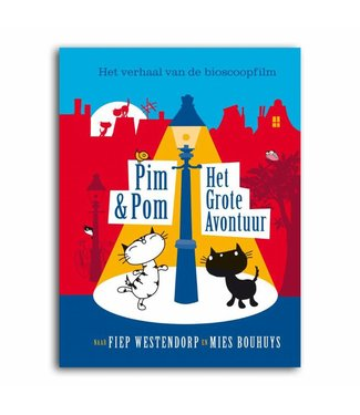 Fiep Amsterdam BV Pim and Pom book: Het Grote Avontuur (in Dutch)