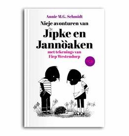 Uitgeverij Twentse Media Jipke en Jannöaken - In 'Twents' (incl CD)