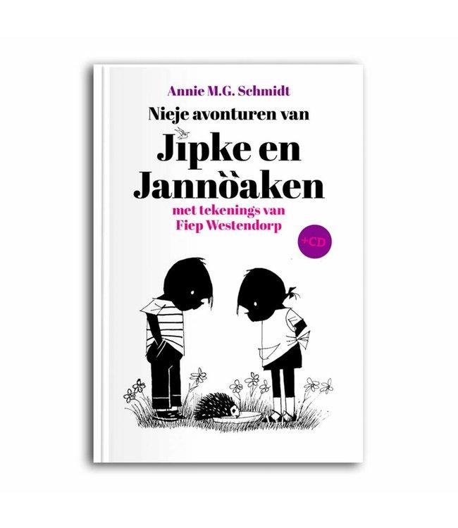Uitgeverij Twentse Media Jipke en Jannöaken - in het Twents (incl CD)