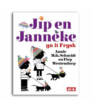Afuk Jip and Janneke: yn it Frysk (language of Friesland)