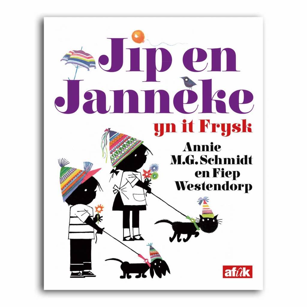 Afuk Jip en Janneke yn it Frysk- Annie M.G. Schmidt