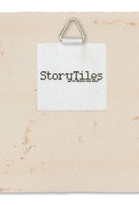 StoryTiles Fiep Westendorp Tegel 'Een prachtige verschijning'