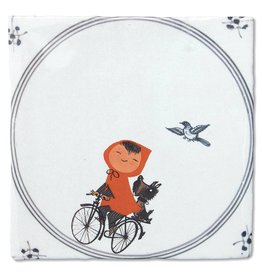 StoryTiles Fiep Westendorp Tile 'A day of fun'