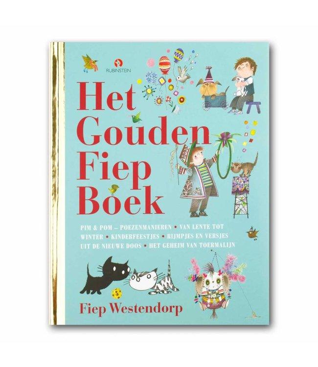 Het Gouden Fiep boek (in Dutch) - Fiep Westendorp