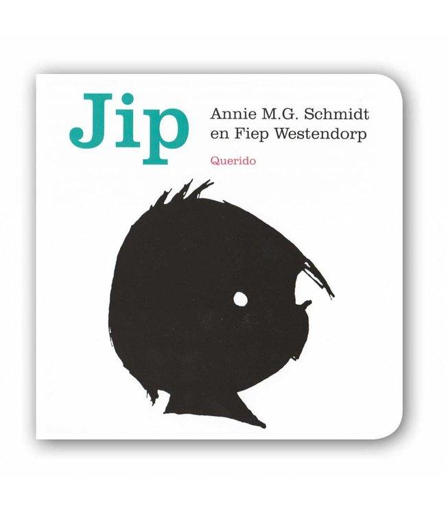 Querido Jip, kartonboekje