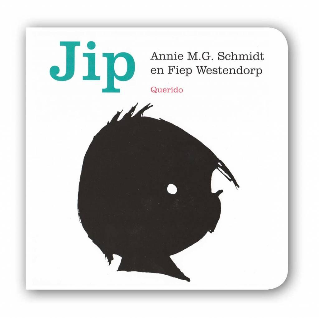 Querido Jip, cardboard book - Annie M.G. Schmidt