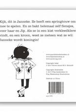 Querido Janneke, cardboard book - Annie M.G. Schmidt