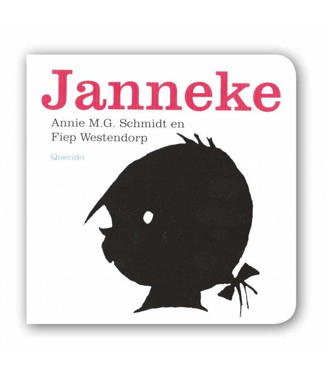 Janneke, kartonboekje - Annie M.G. Schmidt