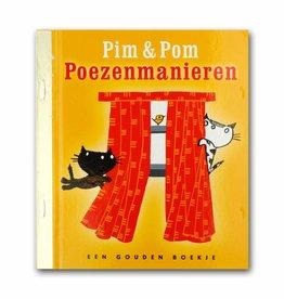 Rubinstein Golden Book - Pim en Pom Poezenmanieren (book in Dutch)