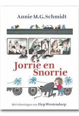 Querido Jorrie en Snorrie (NL) - Annie M.G. Schmidt