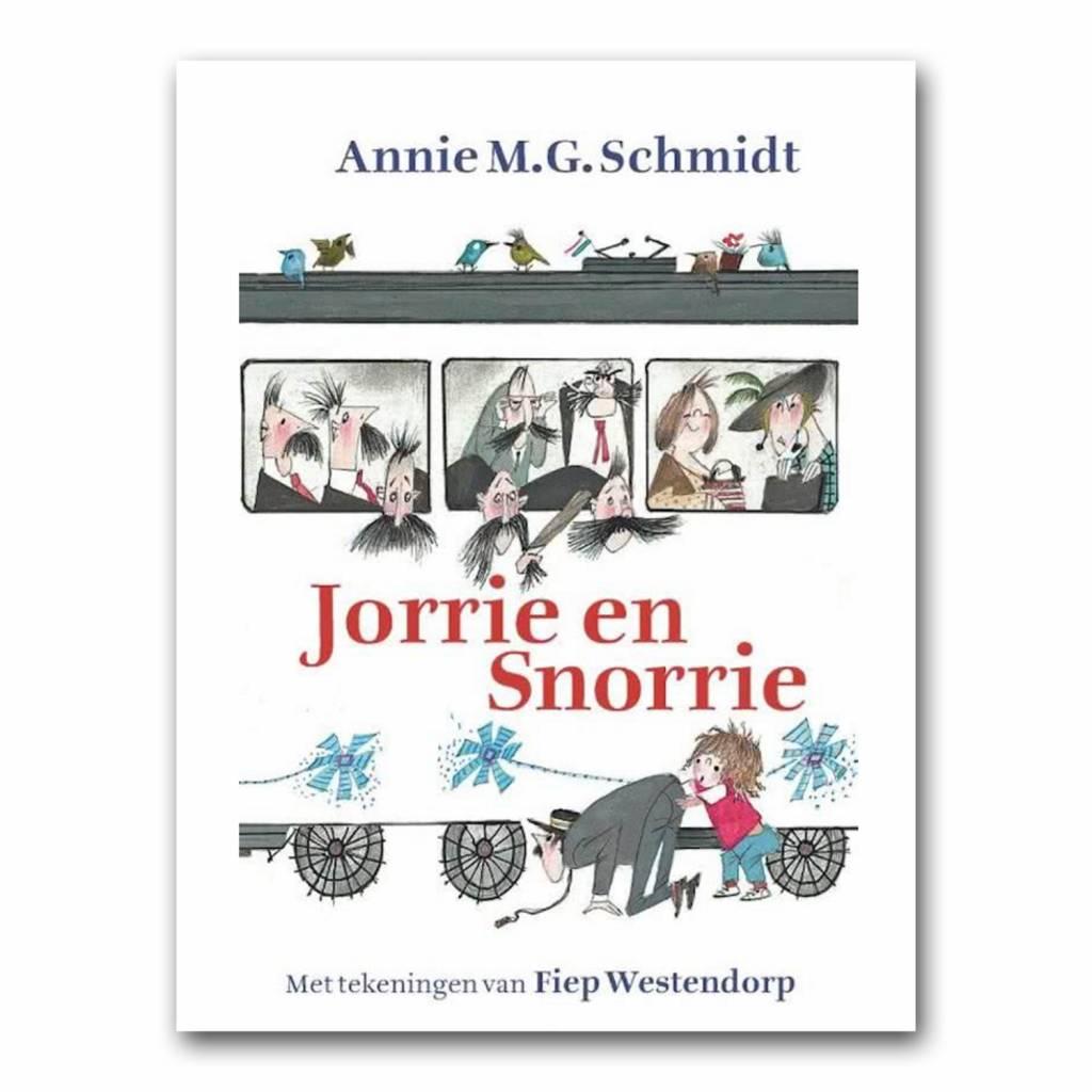 Querido Jorrie en Snorrie - Annie M.G. Schmidt