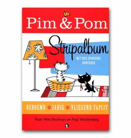Rubinstein Pim and Pom Comic Book