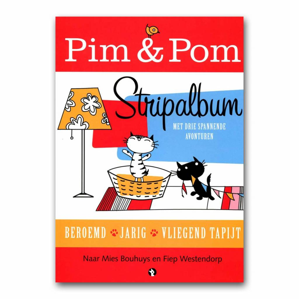 Rubinstein Pim and Pom Comic Book - Mies Bouhuys and Fiep Westendorp