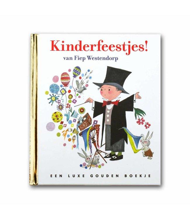 Kinderfeestjes! From Fiep Westendorp - Gouden Boekje (in Dutch)