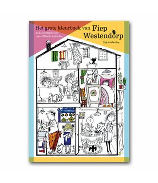 BBNC Het grote kleurboek van Fiep Westendorp