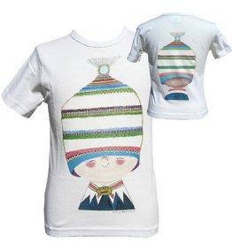 T-Shirt 'The ice cap of Prince Karel'