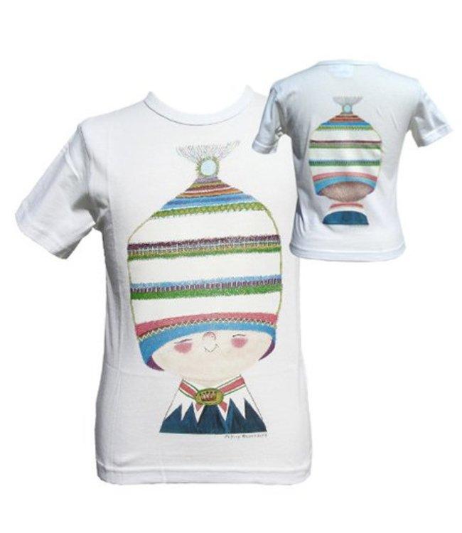 T-Shirt 'De ijsmuts van Prins Karel' - Fiep Westendorp
