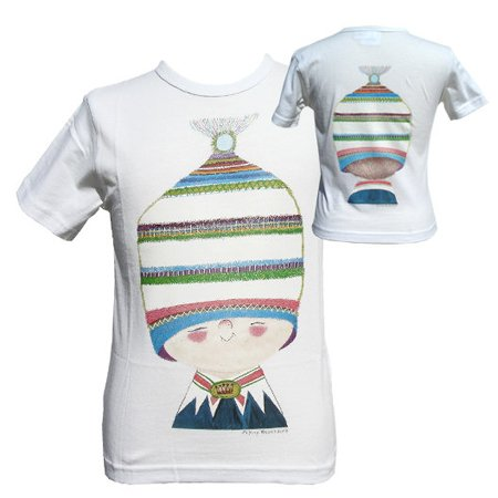 T-Shirt 'The ice cap of Prince Karel' - Fiep Westendorp